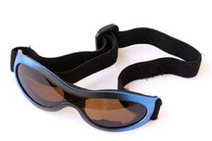 Protective eyewear for children